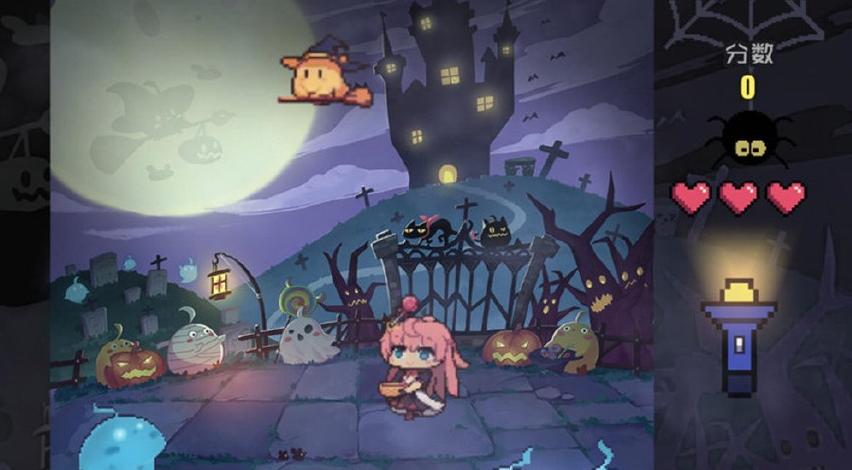 《碧蓝航线》糖果与魔法之夜活动介绍