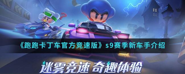 《跑跑卡丁车官方竞速版》s9赛季新车手介绍