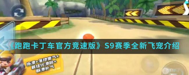 《跑跑卡丁车官方竞速版》S9赛季全新飞宠介绍