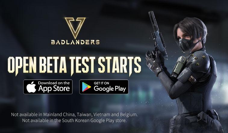 预注册超500万 网易新作手游《Badlanders》开启Beta测试