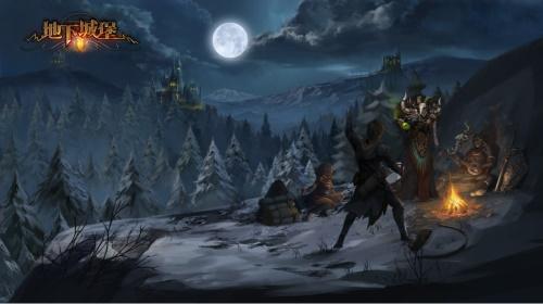 《地下城堡2》新副本即将开启!末世孤堡的万圣