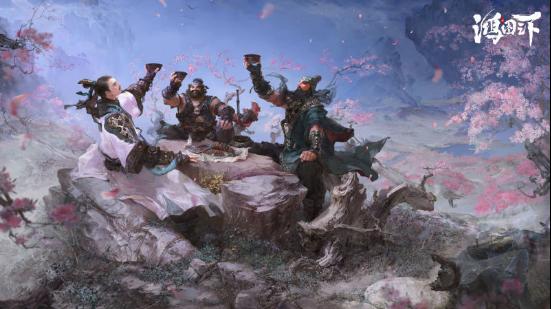 《鸿图之下》测评:SLG类游戏手游的新春天