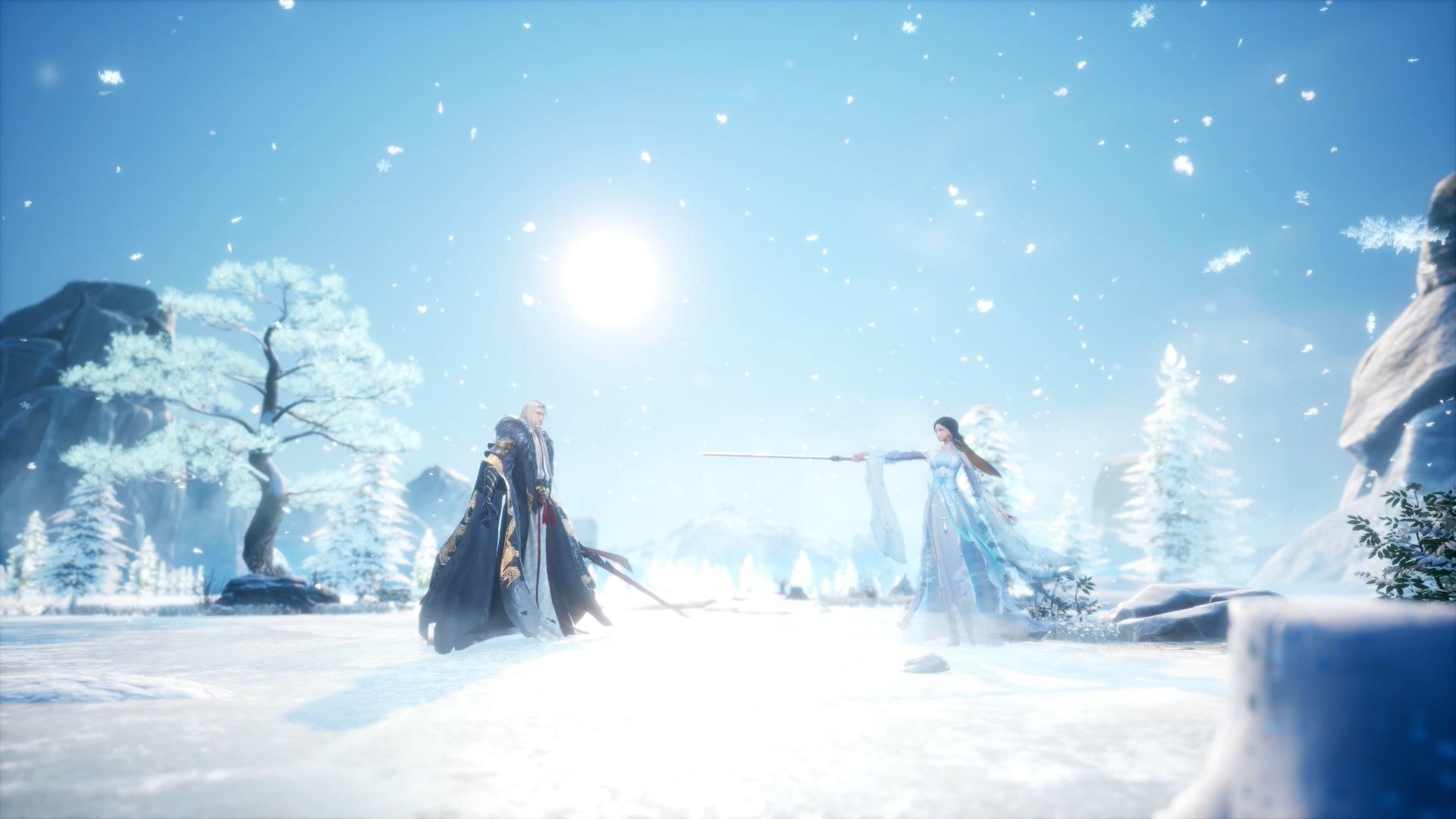 """日常安利""""花与剑""""魂穿NPC之霸道总裁爱上我"""