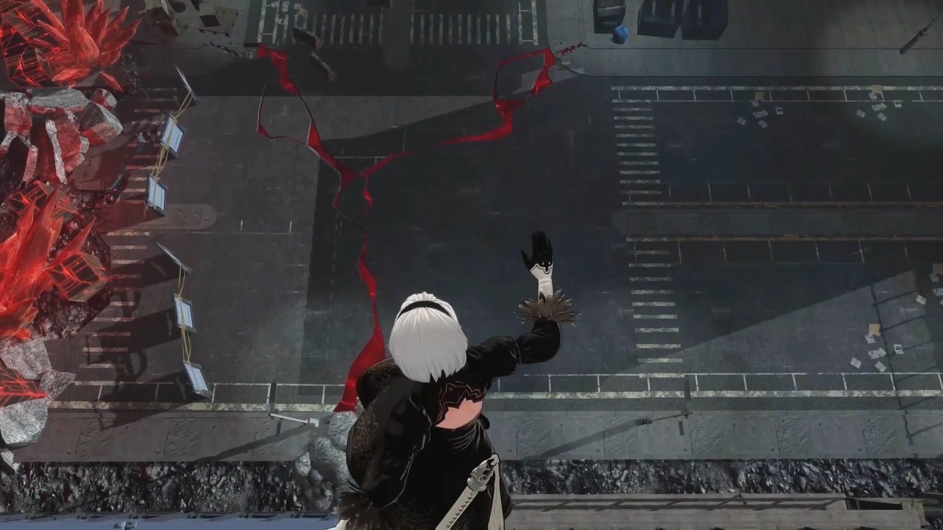 《战双帕弥什》×《尼尔》联动预告公开 2021年春上线