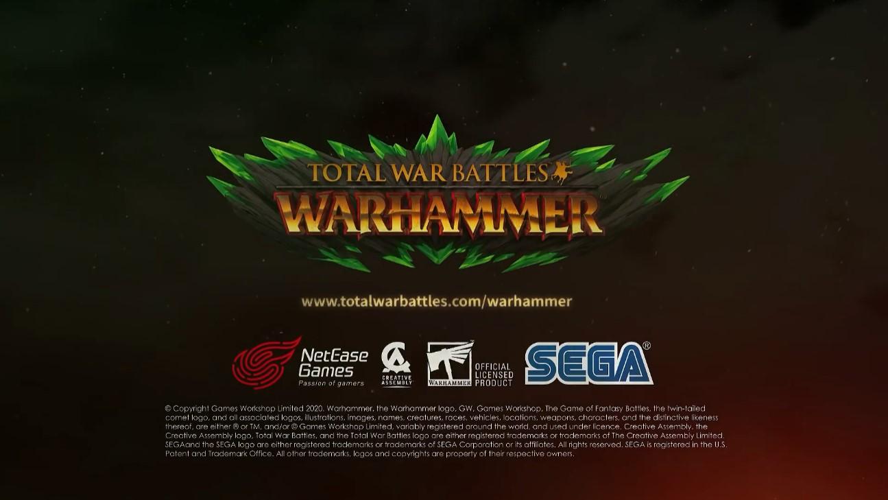 全战RTS手游《全面战争战场:战锤》实机预告 原汁原味的全战体验
