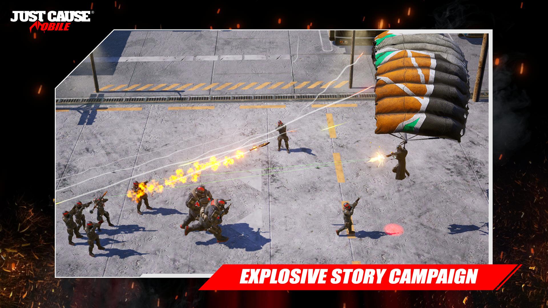 《正当防卫》手游免费 将有单人战役、多人和合作玩法