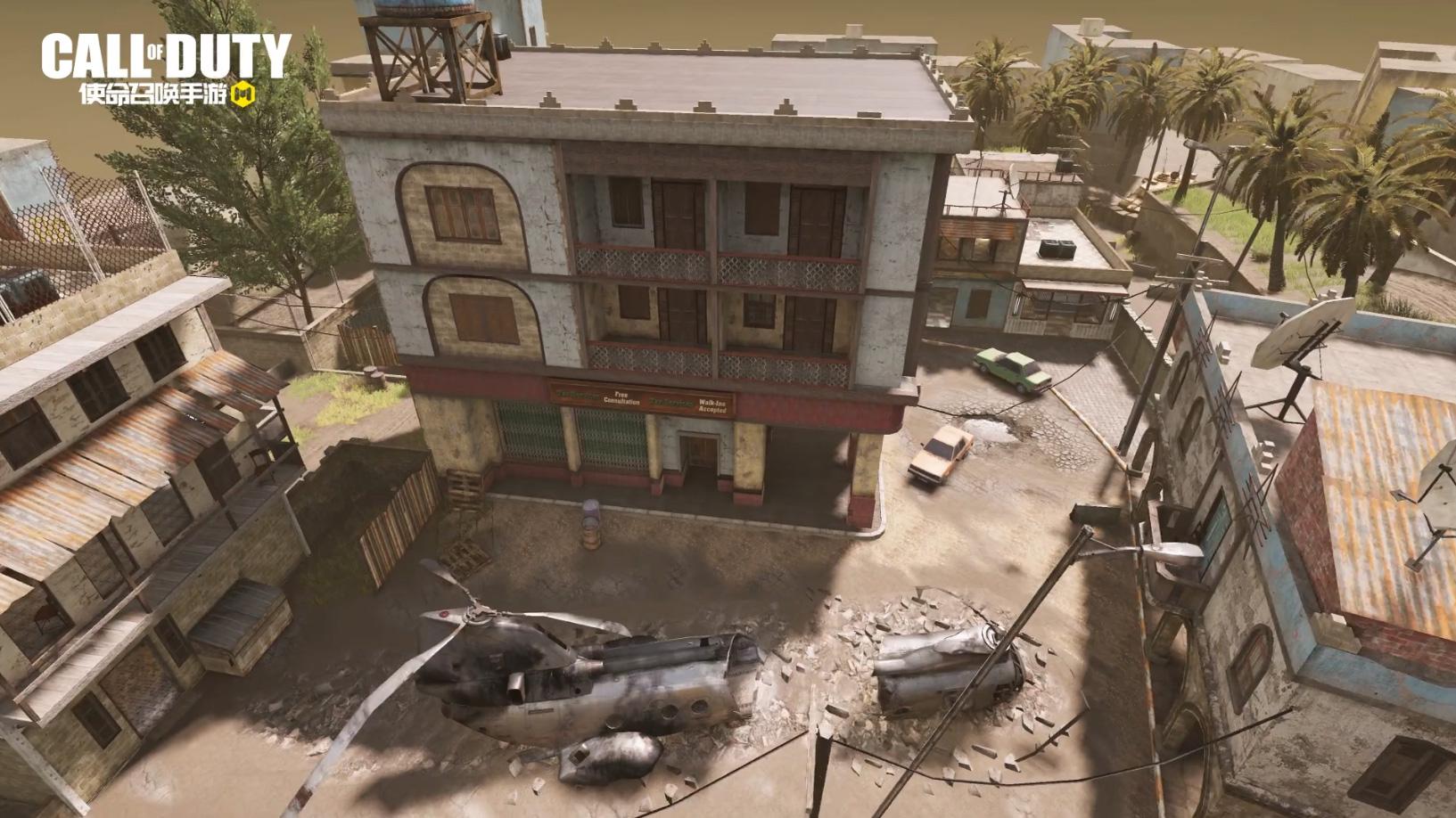 《使命召唤手游》全新玩法-使命战场,限时开启,不可不试