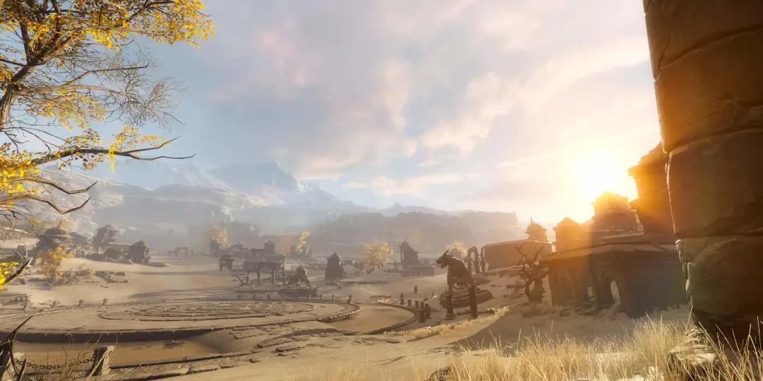《逆水寒》新资料片评测:传统MMORPG在手游时代的自救