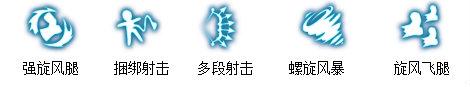 《龙之谷手游》游侠,风骚的代名词