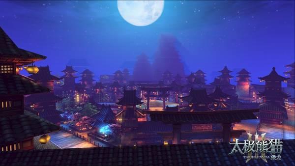 《太极熊猫3:猎龙》竹林迷宫玩法介绍