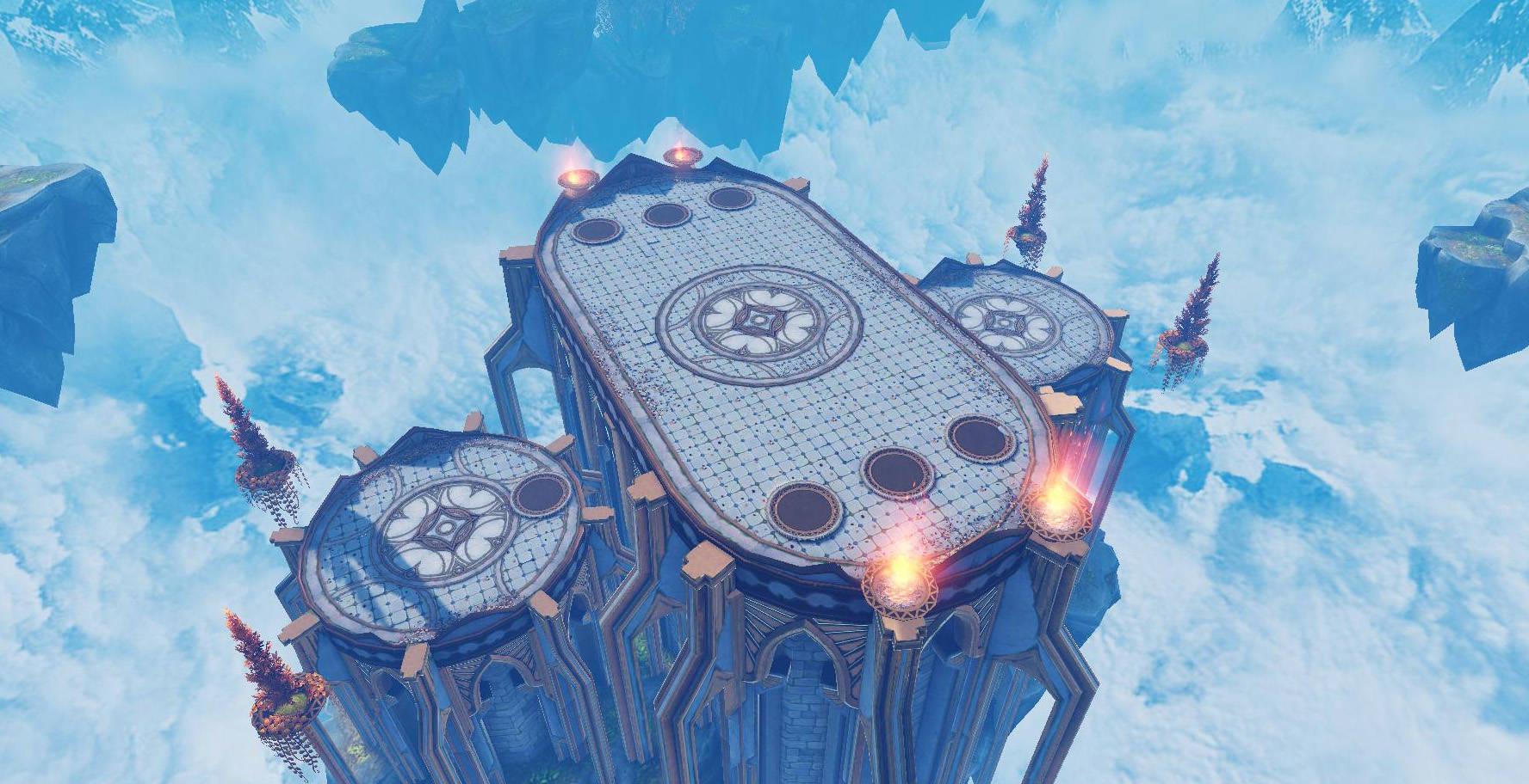 《太极熊猫3:猎龙》空域战场玩法介绍