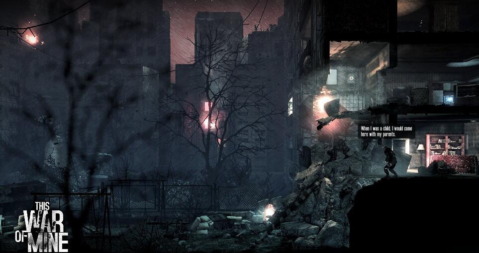 做《这是我的战争》学到关于游戏设计的七件事!