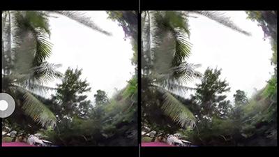 《3D播播》如何观看全景视频的方法介绍