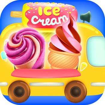夏天冰淇淋制造商