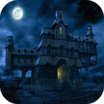 静谧房子的阴影