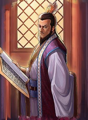 《率土之滨》王子服图鉴
