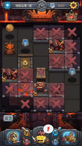 《不思议迷宫》将推新主线,暗黑风地狱边境来袭