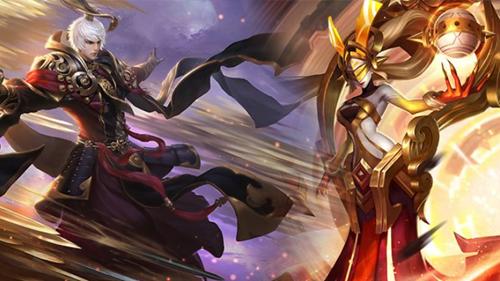 《王者荣耀》新英雄离六神装攻略