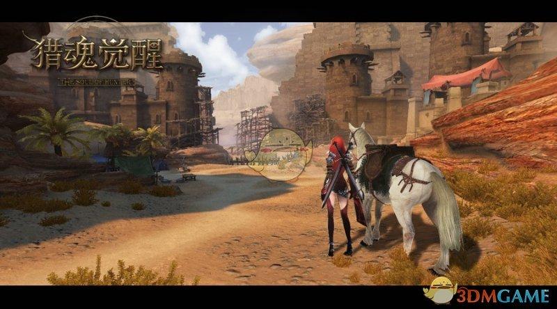 网易狩猎手游《猎魂觉醒》首测开启,游戏内截图独家爆光