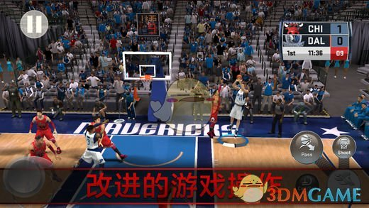 《NBA2K18》登陆iOS 带给你前所未有的真实体验
