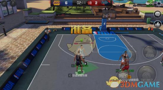 《最强NBA》游戏内容介绍