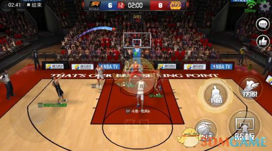 《最强NBA》3V3阵容推荐