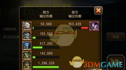 《刀塔传奇》230W极限输出征服无畏骑士