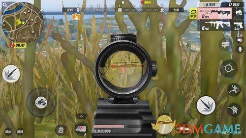 《荒野行动》狙击枪使用方法详解