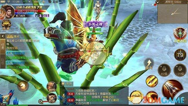 《天使纪元》精灵系统玩法详解