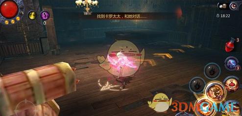 《暗黑血统2》战斗按键技能搭配详解