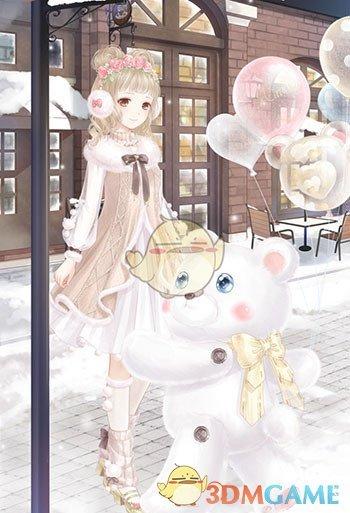 《奇迹暖暖》熊熊下午茶套装鉴赏
