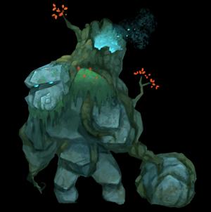 《灵妖记》顽石巨人伙伴新手解析