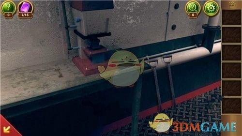 《密室逃脱22:海上惊魂》第十二关图文攻略