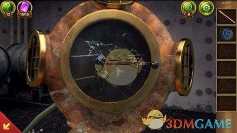 《密室逃脱22:海上惊魂》特殊关卡图文攻略