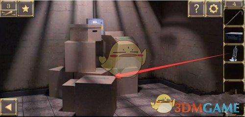 《密室逃脱21:遗落梦境》第四关图文攻略