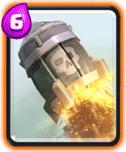《皇室战争》低费火箭桶流卡组分享