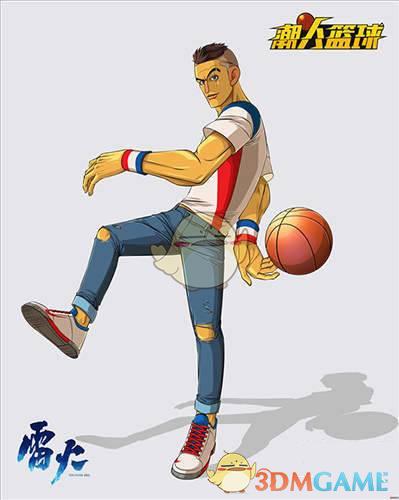 《潮人篮球》人物介绍