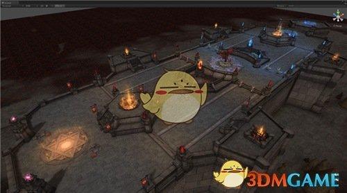 《奇迹最强者》囚禁之岛玩法