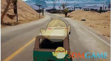 《绝地求生:刺激战场》沙漠地图车辆性能分析