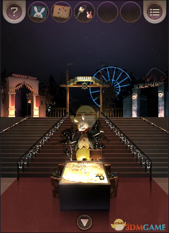 《脱出游戏:从游乐园逃脱》3DM安卓汉化版手游发布!