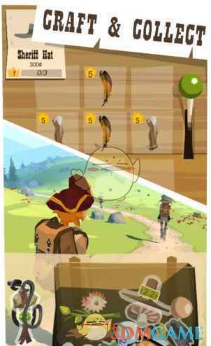 《边境之旅》玩法技巧