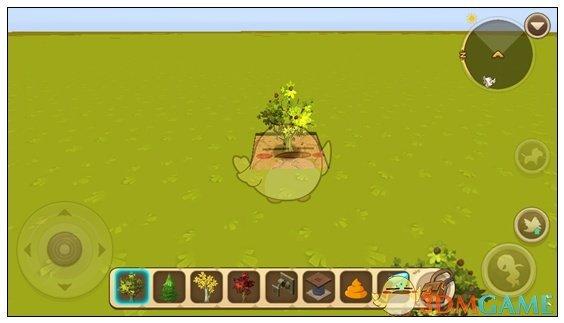 《迷你世界》刷树苗教学