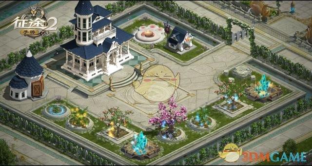 王者内测来袭! 《征途2手游》打造全新庄园系统