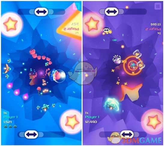 《Space Cycler》手游上架iOS平台 可完成单人或者者双人对于于战