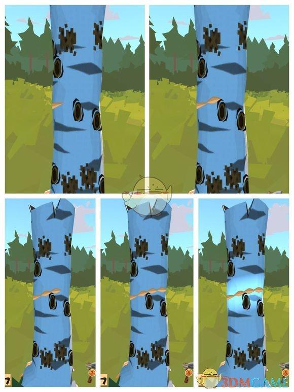 《边境之旅》伐木小技巧介绍
