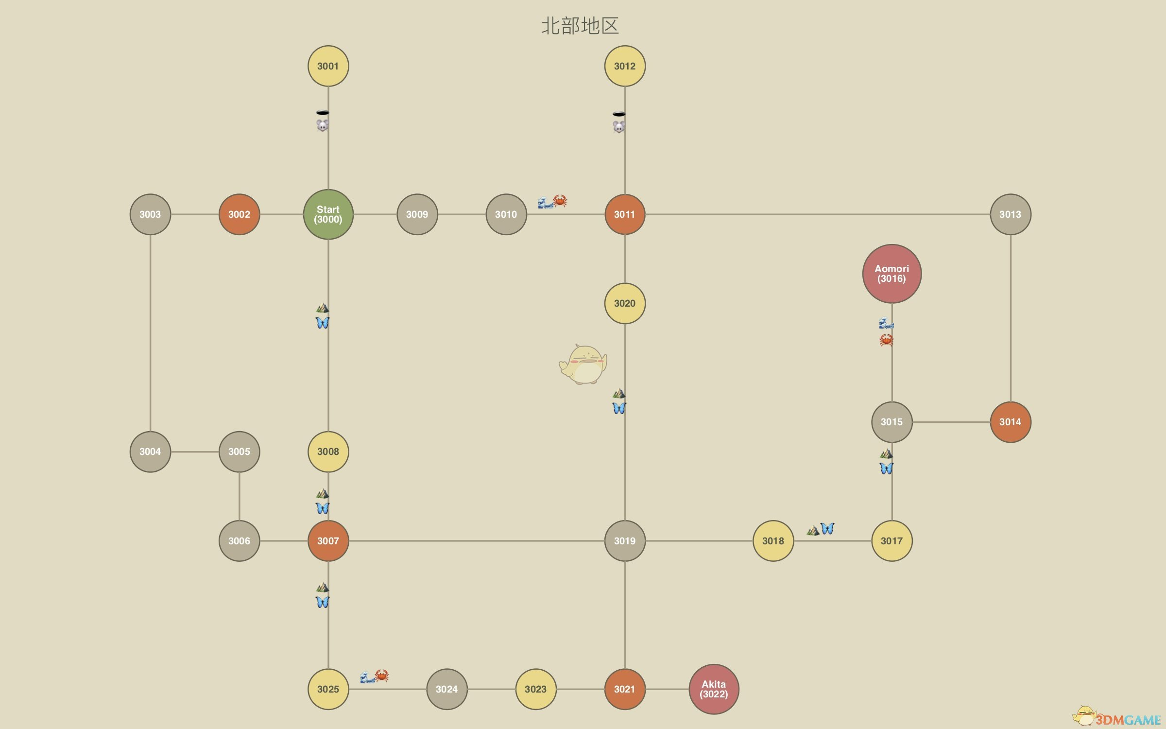 《旅行青蛙》查看青蛙旅行线路方法介绍