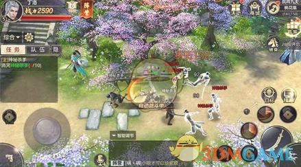 《剑荡八荒》跨国任务玩法分享