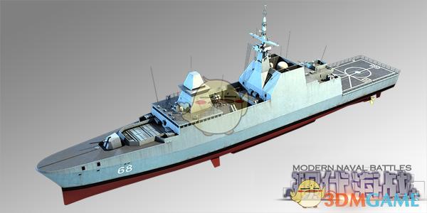 《现代海战》可畏级战舰介绍
