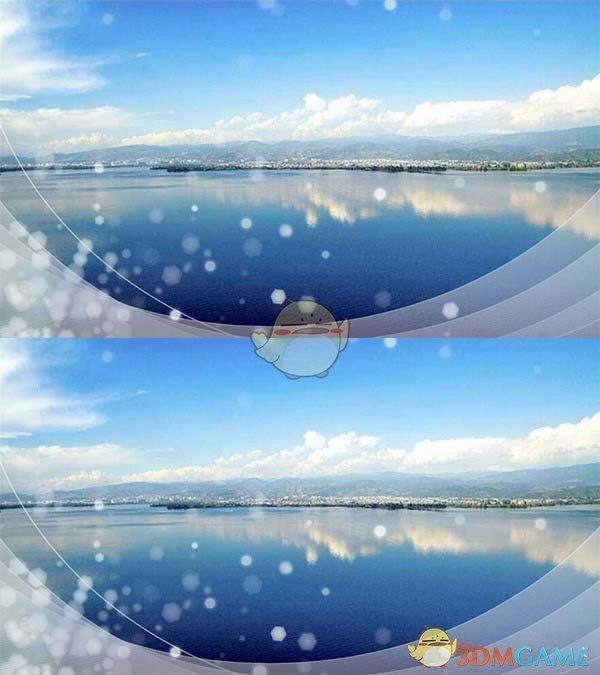 《爱剪辑》给图片添加制作航拍效果教程