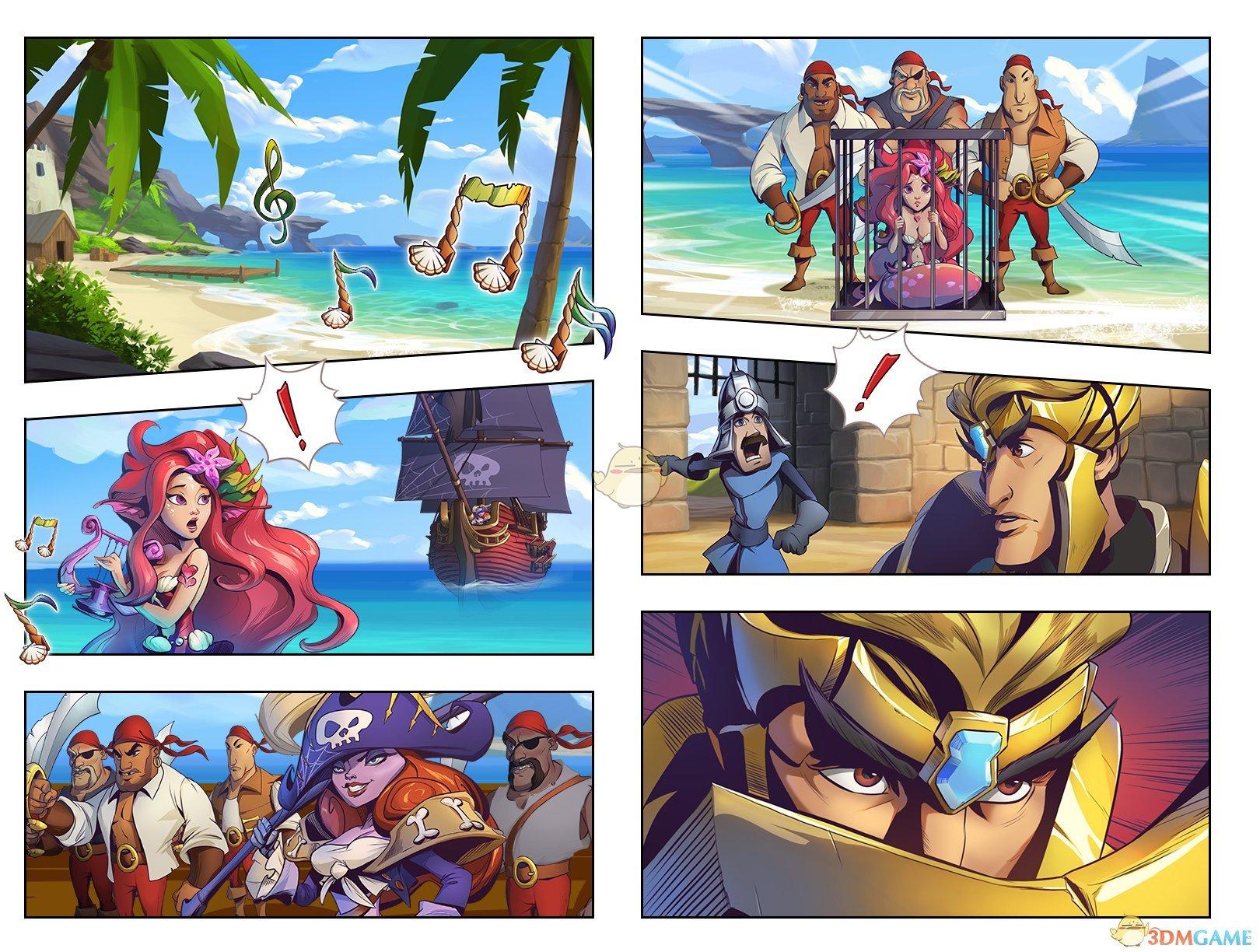 《王国纪元》全新主题曲:《加勒比海盗》配乐大师打造!